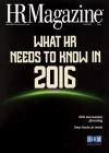 HR Magazine 1/2016