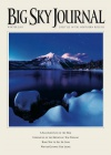 Big Sky Journal 1/2016