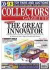 Collectors Gazette 1/2016