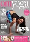OM Yoga & Lifestyle Magazine 1/2016