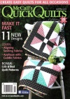 Quick Quilts 2/2016