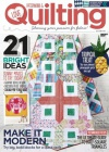 Love Patchwork & Quilting 6/2016