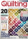 Love Patchwork & Quilting 7/2016