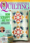 American Patchwork & Quilting 4/2016