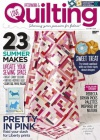 Love Patchwork & Quilting 8/2016
