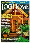 Log Home Living 3/2016
