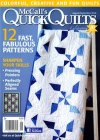 Quick Quilts 4/2016