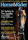 Horse & Rider 6/2016