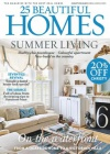 25 Beautiful Homes 2/2016