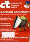 CT Magazin für Computertechnik  8/2016