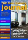 The Door Industry Journal 1/2016