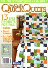 Quick Quilts 5/2016