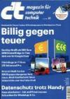 CT Magazin für Computertechnik  10/2016