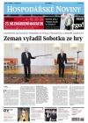 Hospodářské noviny Květen 2017