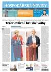 Hospodářské noviny Červen 2017