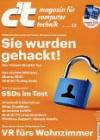 CT Magazin für Computertechnik  11/2016