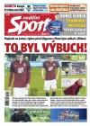 Nedělní Sport 15/2017