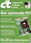 CT Magazin für Computertechnik  12/2016