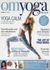 OM Yoga & Lifestyle Magazine 3/2016