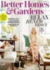 Better Homes & Gardens  13/2016