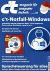 CT Magazin für Computertechnik  13/2016
