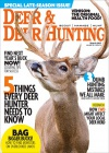 Deer & Deer Hunting 1/2017