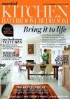 Essential Kitchen Bathroom Bedroom Magazine 3/2017
