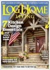 Log Home Living 1/2017