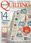McCall's Quilting 2/2017
