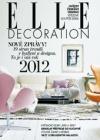 Elle Decoration 1/2012
