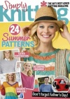 Simply Knitting 6/2017