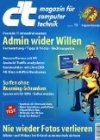 CT Magazin für Computertechnik  7/2017