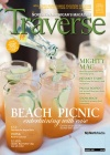Traverse,Northern Michigan Magazine 4/2017