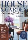 House & Garden 7/2017