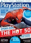 Playstation Official Magazine 4/2017