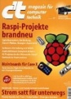 CT Magazin für Computertechnik  8/2017