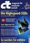 CT Magazin für Computertechnik  9/2017