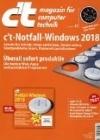 CT Magazin f?r Computertechnik  10/2017