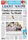 Lidové noviny Duben 2018