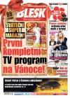 Páteční Blesk s TV magazínem