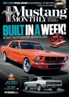 Mustang Monthly 10/2017