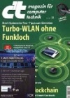 CT Magazin für Computertechnik  11/2017