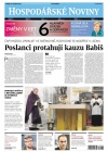 Hospodářské noviny Prosinec 2017