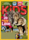National Geographic Kids  1/2018
