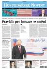 Hospodářské noviny Březen 2018