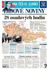 Lidové noviny Srpen 2018