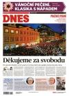Mladá fronta DNES Listopad 2019