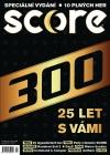 SCORE 300/2019