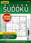 Killer Sudoku 1/2019