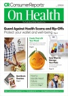 Consumer Reports On Health 1/2019